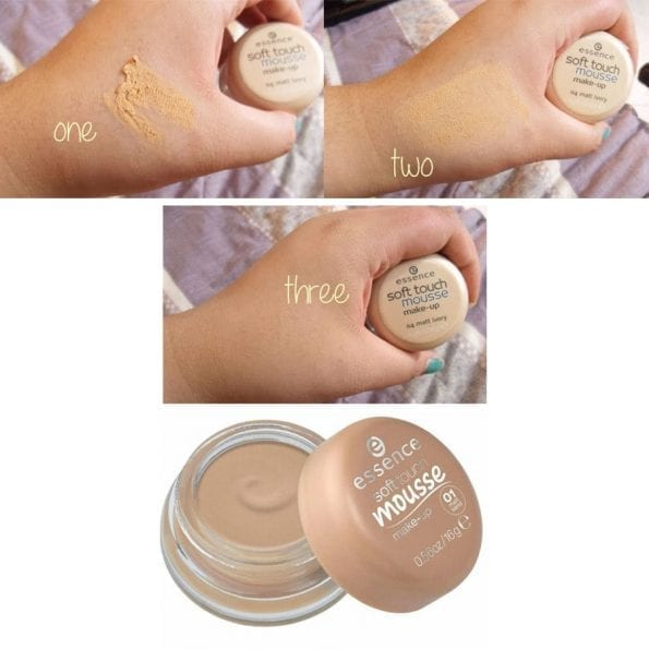 Essence Soft Touch Mousse Foundation (5)
