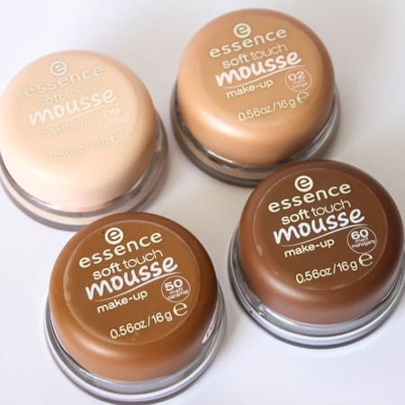 Essence Soft Touch Mousse Foundation (7)