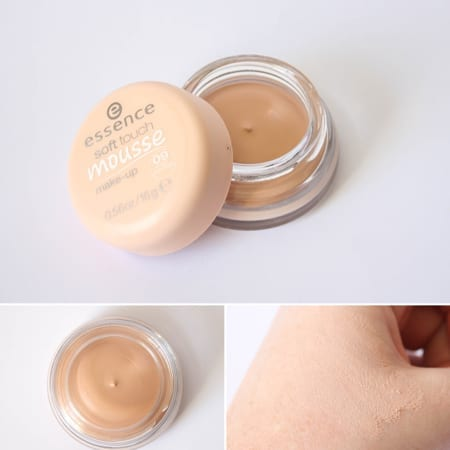 Essence Soft Touch Mousse Foundation (8)