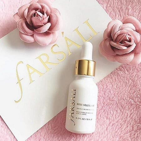 Farsali Rose Gold Elixir Serum White (2)