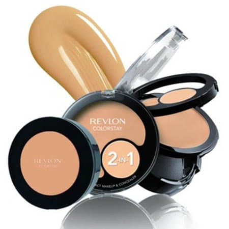 Revlon 2In1 Compact & Concealer 01 Shade (10)