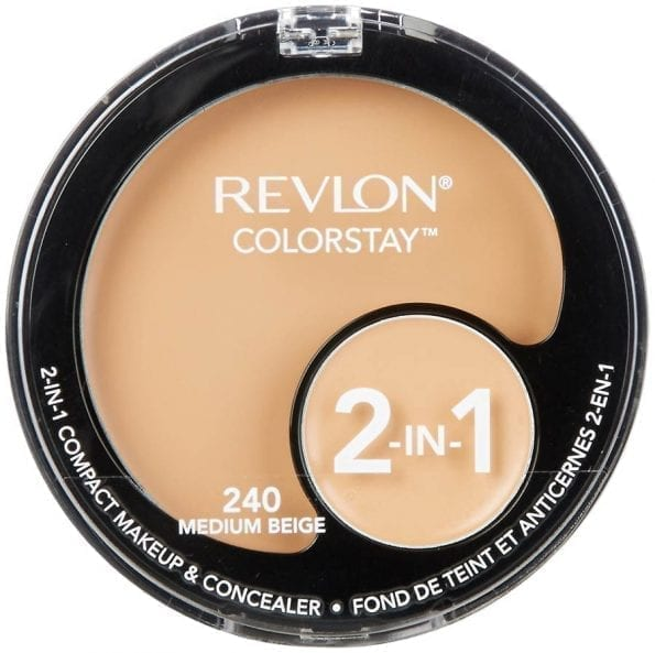 Revlon 2In1 Compact & Concealer 01 Shade (8)