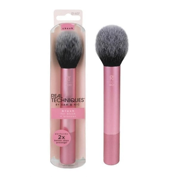 Real Techniques Single Blush Brush Pink Colour (3)