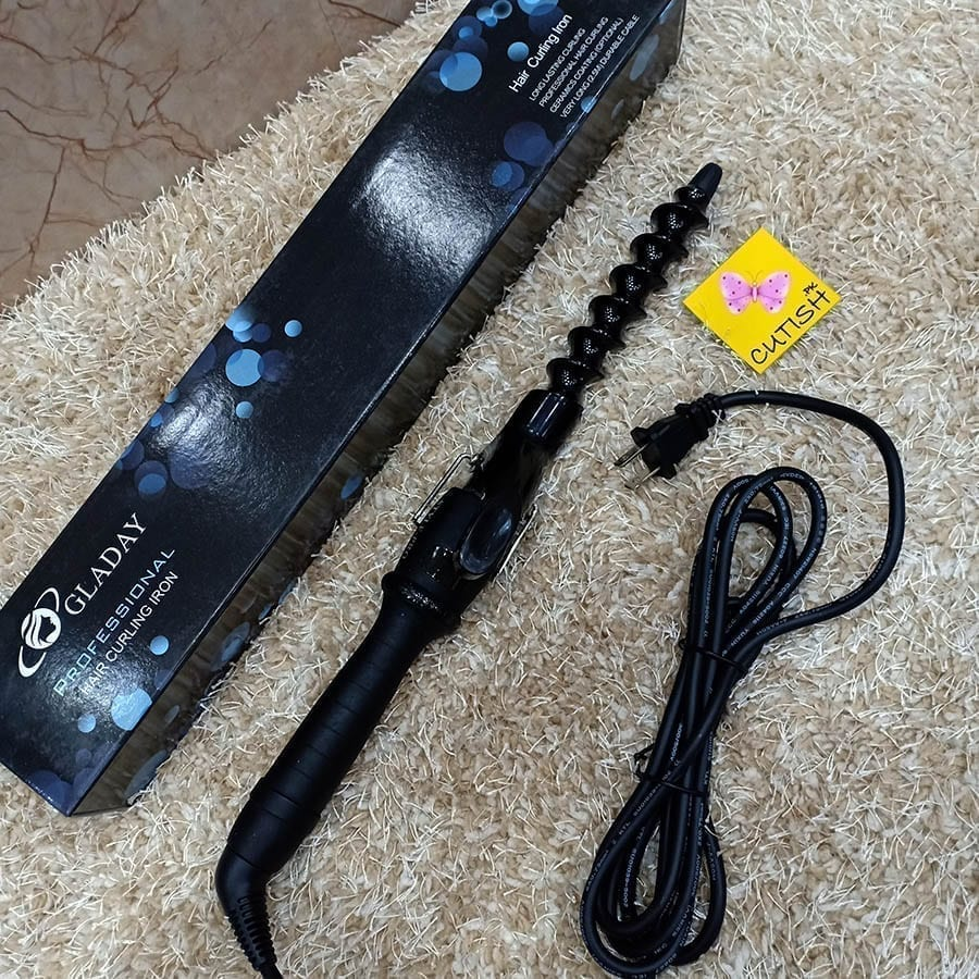 Glady Professional Hair Curling Iron (4)