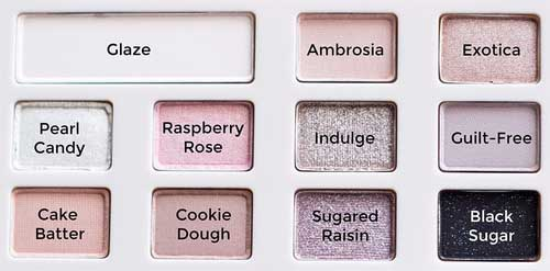 Too Faced White Chocolate Bar Palette3