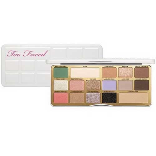 Too Faced White Chocolate Bar Palette7