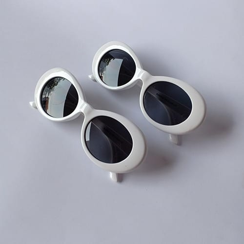 Sojos Clout Classic Style Oval Sunglasses Inspired by Kurt Cobain (5)